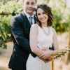 Cynthia and John's At-Home California Wedding