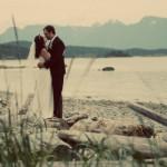 Real Weddings in BC: Amanda and Casey's B.C. Wilderness Wedding