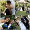 Real Weddings: Randi and Jon's Intimate Outdoor Wedding