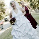 Real Weddings: Cathy and Michael's Country Club Wedding