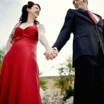Real Weddings: Laurenn and Alex's Las Vegas DIY Wedding
