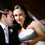 Real Weddings: Marina and Rich's Romantic Inn Wedding