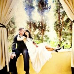 Real Weddings: Jessica & Joshua's California Restaurant Wedding