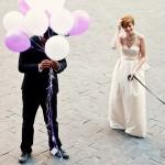 Real Weddings: Kate & Christian's Montreal Restaurant Wedding