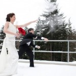 Real Weddings: Erinn & Charles' Whistler Wedding