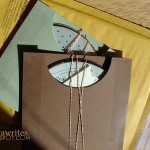 CD Wedding Favors: Tutorial and Free Template for CD Sleeve