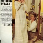 Vintage Wedding Ad: Look like a Peasant on Your Wedding Day!