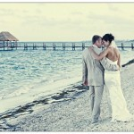 Real Weddings: Mary & Dan's Destination Wedding in Mexico