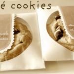 Cookie Favors: DIY Chocolate Chip Cookies in CD Sleeves