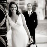 Real Weddings: Jennifer & Scott's Glass Studio Wedding Reception
