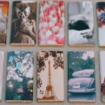 Candy Bar Wrappers Made from Photographs