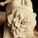 DIY Favor Bags: Peony Pockets (Part Two)
