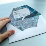 DIY Save-the-Date Envelopes