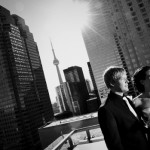 Real Weddings: Helen & Neil's Toronto Schoolhouse Wedding