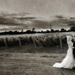 Real Weddings: Lauren & Geoff's Rustic Winery Wedding