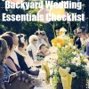 The Backyard Wedding: At-Home Weddings Are Beautiful, but Not Easy