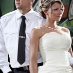 Real Weddings: Ian & Holly's Rustic, Farm Wedding