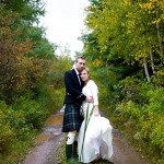 Real Weddings: Sean & Sarah's Thanksgiving Wedding