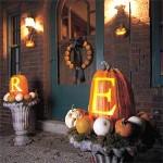 Autumn Wedding Ideas: Pumpkin Carving