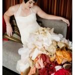 Wai Ching Wedding Dresses: Colorful, Creative