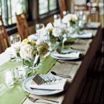 Burlap for Your Rustic Wedding