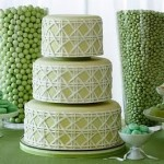 Green Weddings: Lush and Lovely