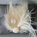 Vintage Hair Fascinator Giveaway Winner!