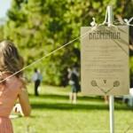 Summer Wedding Ideas: Lawn Games