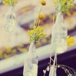Bottles As Wedding Decor