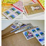 Vintage Wedding: Pimp your Postage with Vintage Stamps!