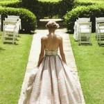 Plaid for Winter Weddings