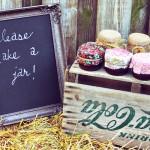 DIY Wedding Chalkboard