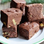 Easy Homemade Fudge Favors