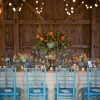 Barn Wedding Decor: Add Color
