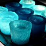 Ice Shot Glasses: DIY Wedding or Party Drinks