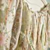 DIY Wedding Ideas: Torn Fabric Garland
