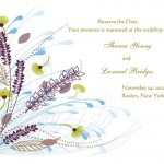 Stylin' Wedding Stationery at Storkie