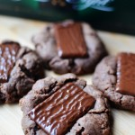 Chocolate Mint Cookie Recipe: DIY Wedding Favors