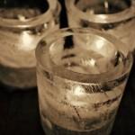 DIY Ice Candles Tutorial