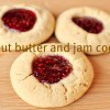 Peanut Butter and Jam Cookies: DIY Wedding Favors