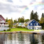 Nova Scotia Wedding Venues: A Cottage Wedding at Rosewood on the Cove