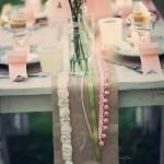 Wedding Table Runner Ideas