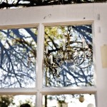 Vintage Finds: Old Windows as Wedding Decor