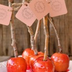 How to Make Candy Apples: DIY Favors