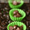 DIY Chocolate Covered Coffee Beans
