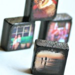 DIY Instagram Photo Blocks