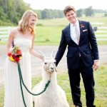 Real Weddings: Paige and Paul's Rustic Massachusetts Farm Wedding