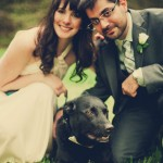 Real Wedding: Charis and Aram's Backyard Massachusetts Wedding