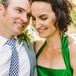 Real Wedding: Heather and Graham's $2,000 At-Home Wedding