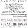 The Bride's Manifesto